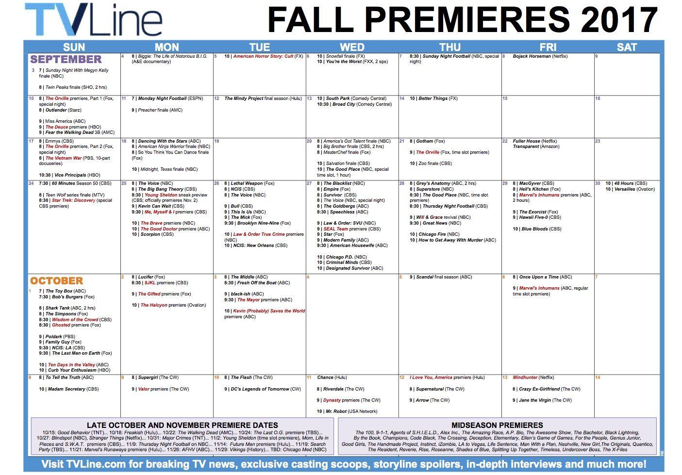 Tv Schedule Fall Premieres R6 Copy 979