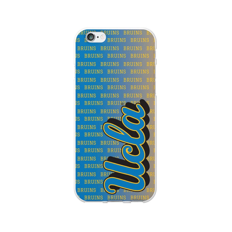UCLA White Phone Case, Spirit- iPhone 6/6S