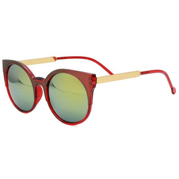 11c5a31fa4f54 Óculos Cat II Vermelho - Nineteen