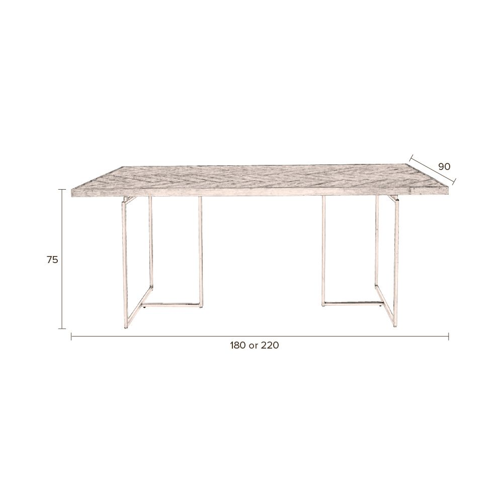 Class Dining Table