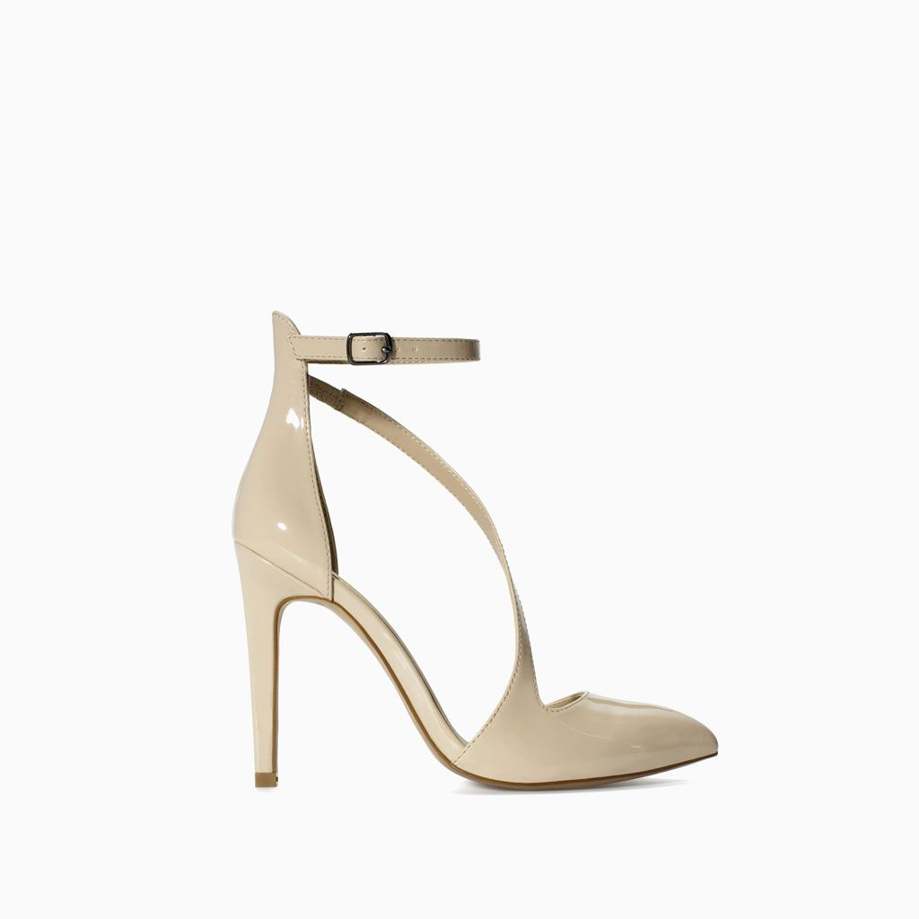 Collection 149 Lac Lei Aw14 Zara Nude Court Bej With Shoe qxRgAUXxw