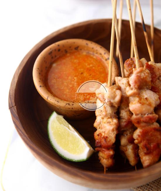 Resep Sate Taichan Jtt Di 2020 Resep Resep Salmon Resep Masakan Asia