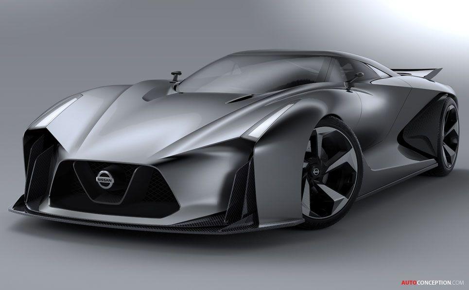 Nissan Gran Turismo Concept Goes From Virtual To Reality Autoconception Com Gtr Nismo Nissan Gtr Nismo Futuristic Cars