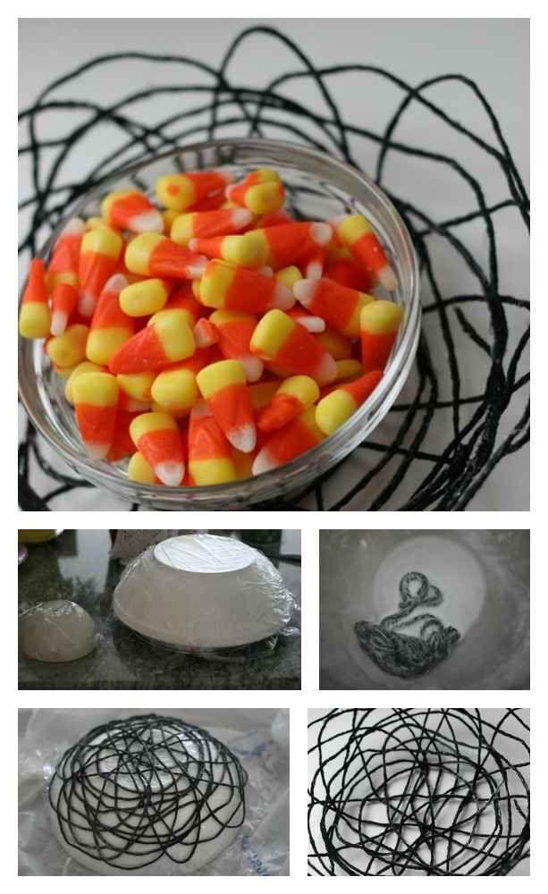 20 DIY Halloween Bags, Baskets, And Bowls Diy halloween bags, DIY - decorate halloween bags