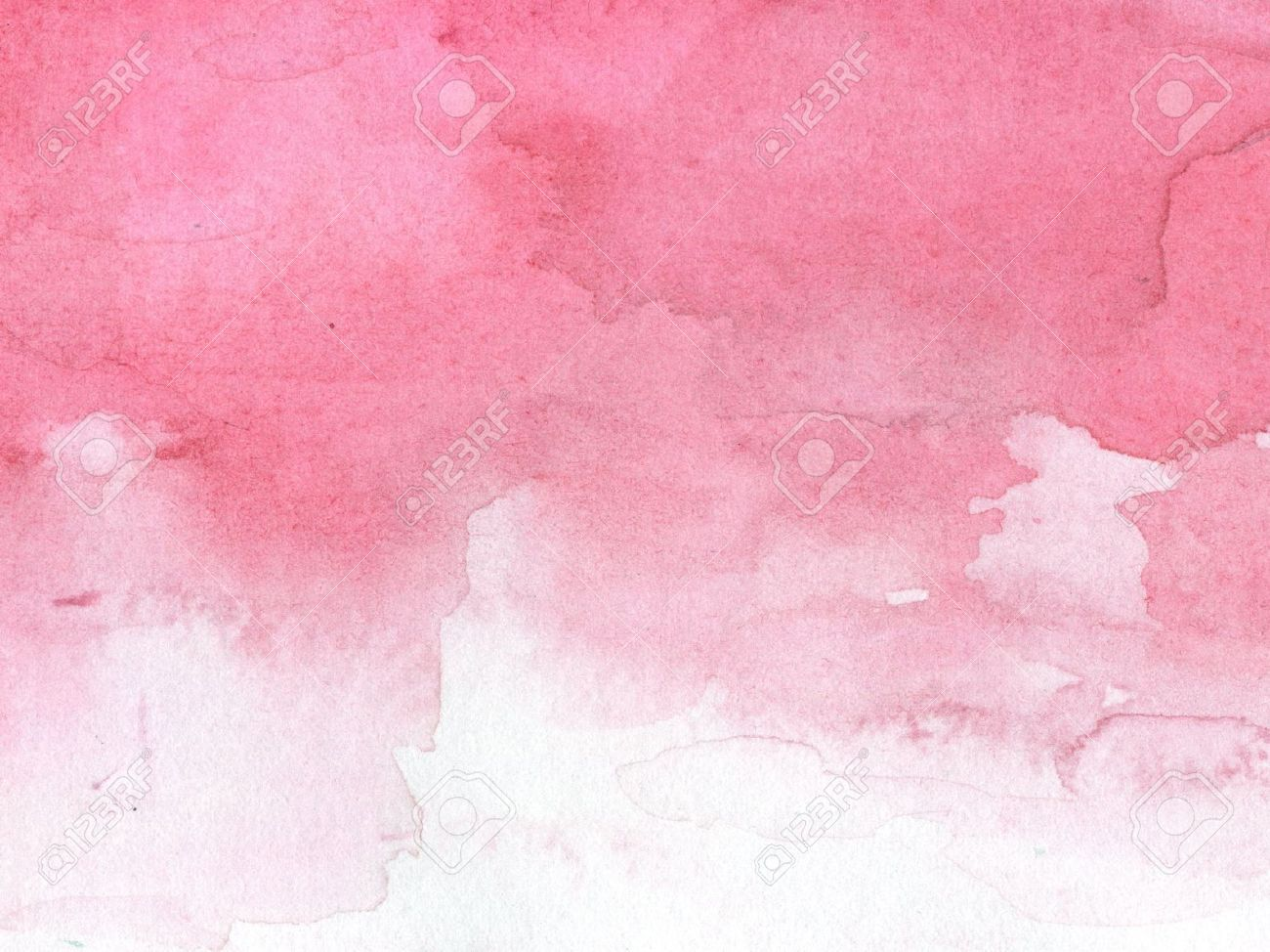 Stock Photo Watercolor Background Pink Watercolor Watercolor