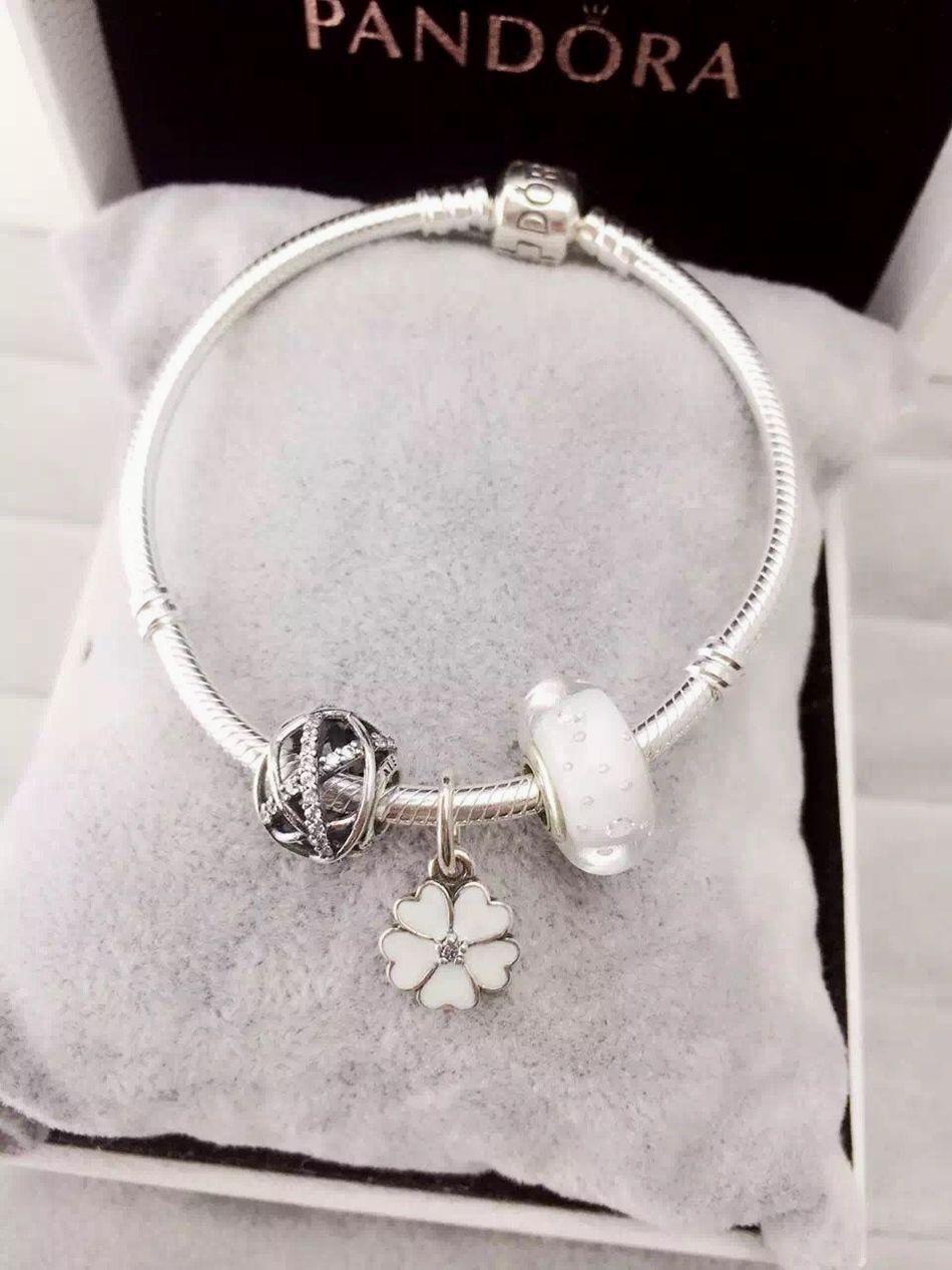 New pandora beads pandora jewelry pinterest beads bracelets