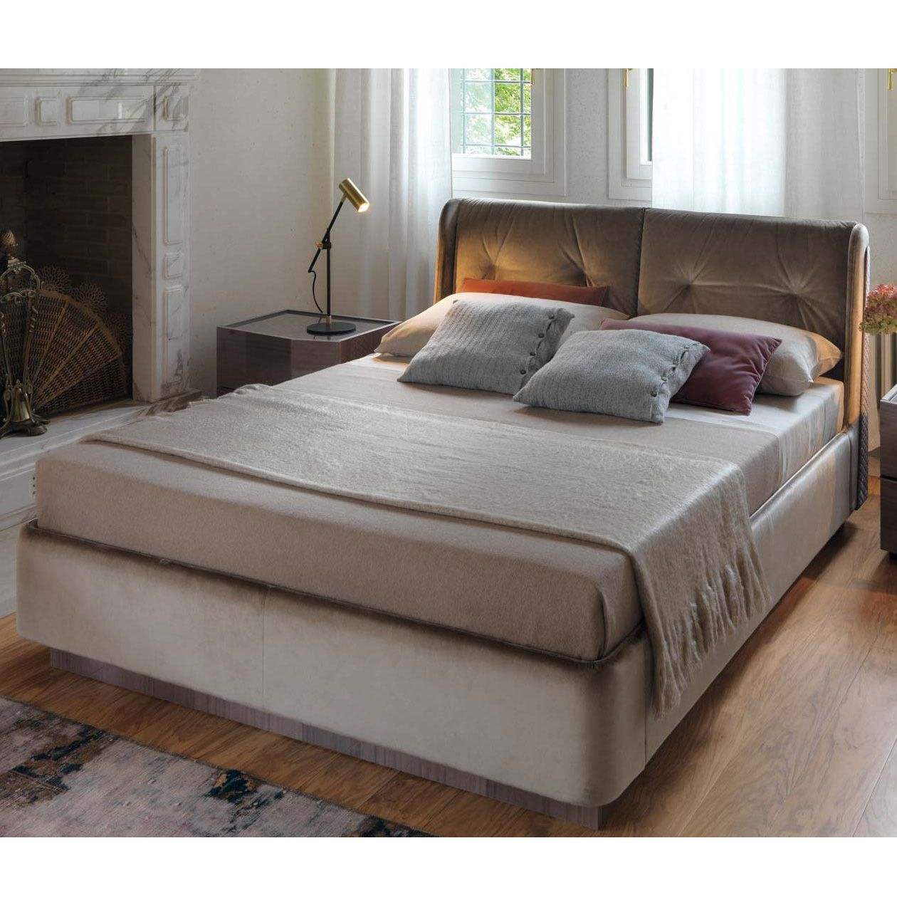 Rossetto USA Chimera Bed By Rossetto