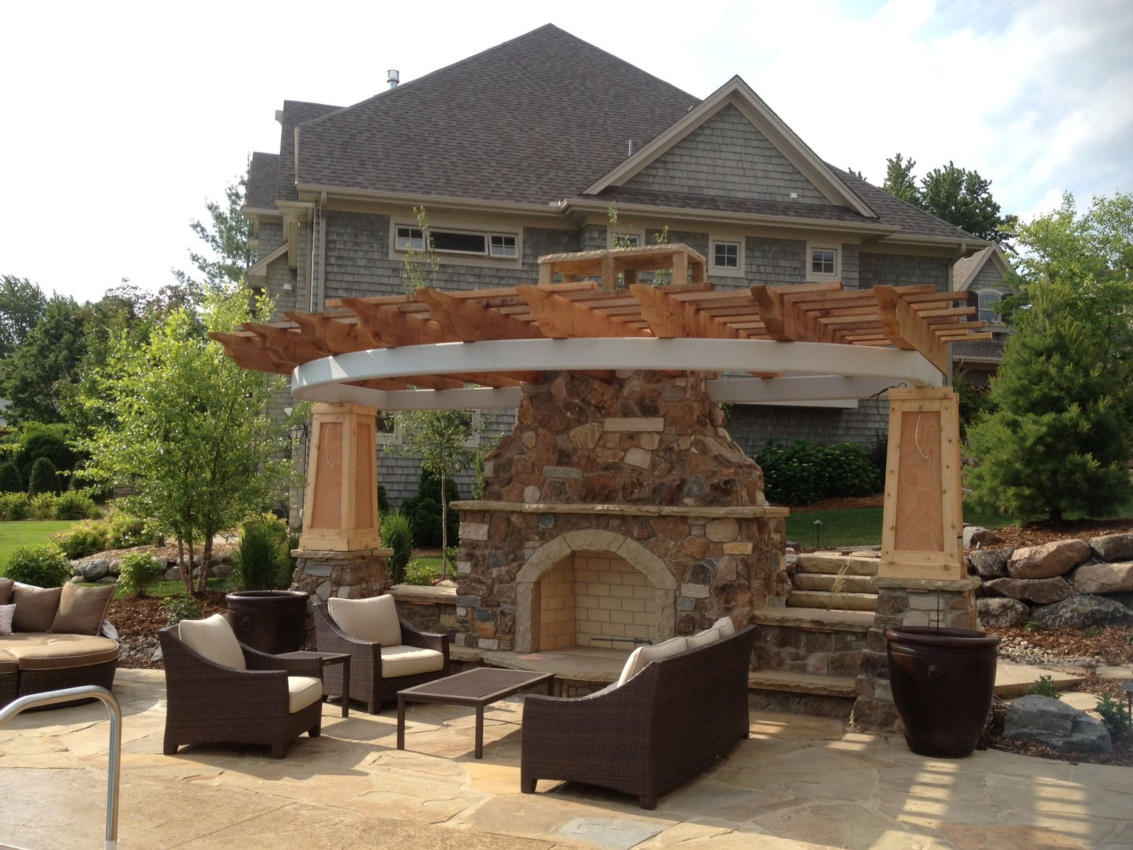 Minneapolis Outdoor Fireplace Projects Twin City Fireplace Outdoor Fireplace Kits Outdoor Fireplace Designs Fireplace Kits