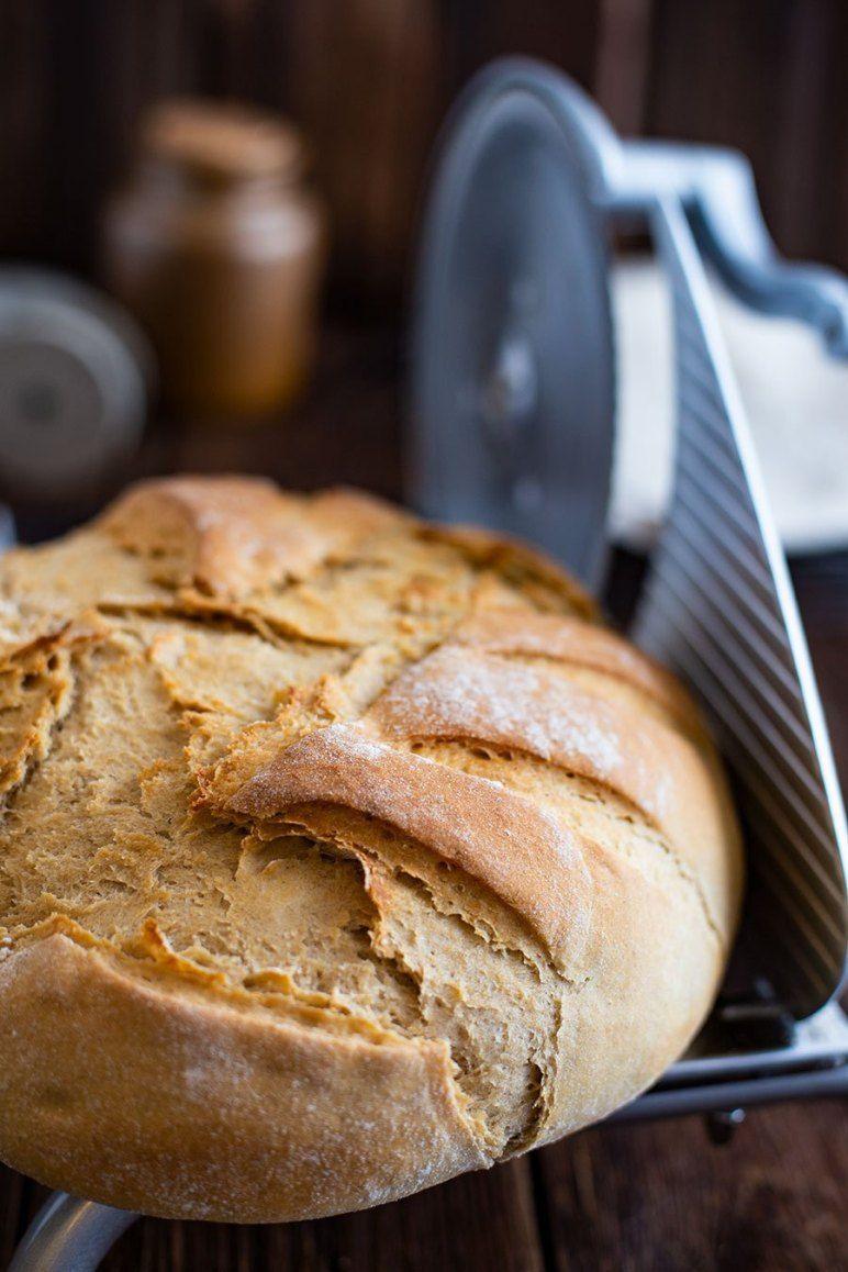 Joghurt Brot Rezept Brot Backen Im Topf Rezept Brot Rezept Brot Backen Und Rezepte