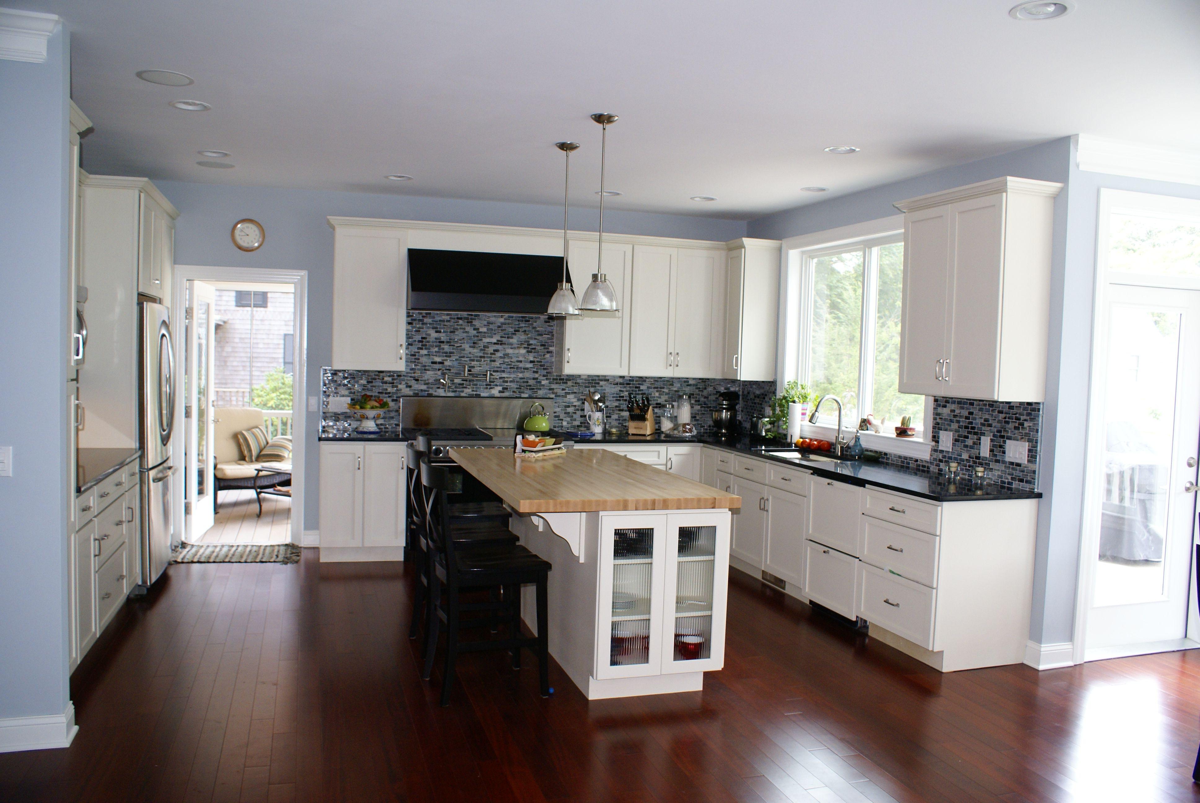 A kitchen in Jamestown Rhode Island   Kitchen