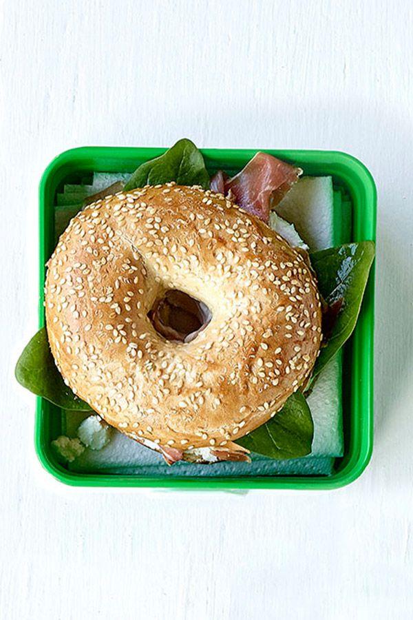 Een heerlijk simpel gerecht dat je zo meeneemt naar je werk, je school of tijdens een picknick.