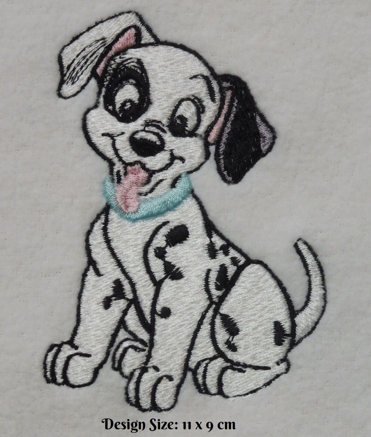 101 Dalmatian Baby Blanket Embroidered Personalised Gift In 2020 Personalized Fleece Baby Blanket Fleece Baby Blankets Dalmatian Puppy