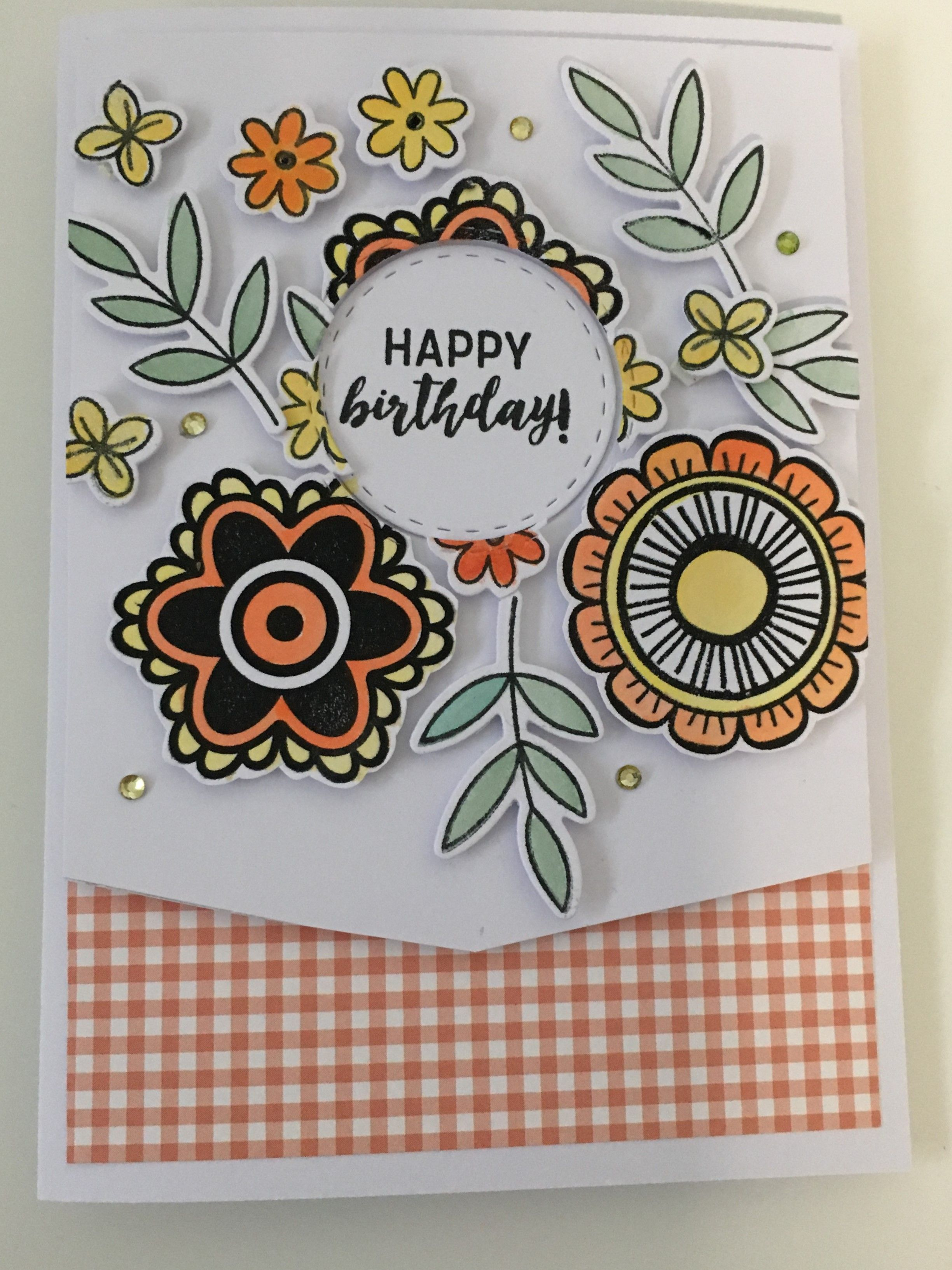 Pin by Miriam Shaw on My homemade cards (With images ...