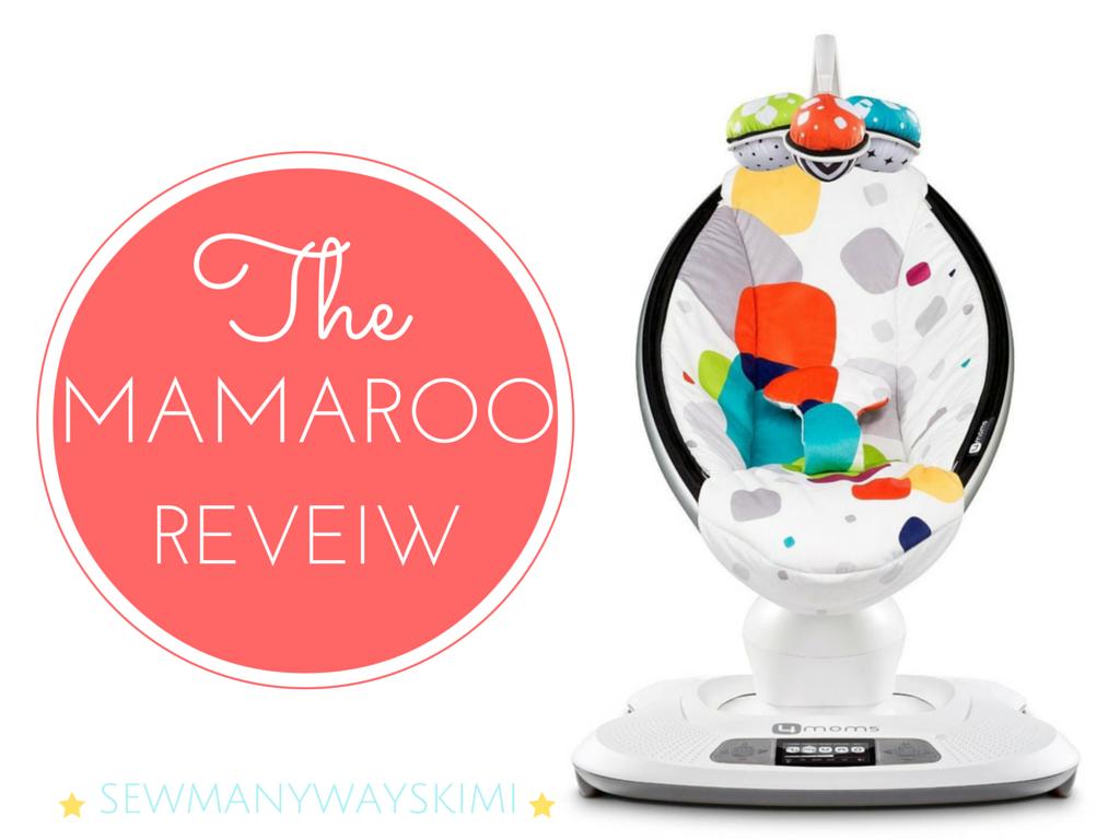 Mamaroo 2015 Swing Review Baby Rocker Baby Swings Baby Learning