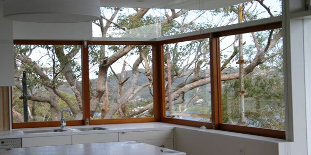 Sliding Windows Are Sleek And Contemporary And Are Ideal