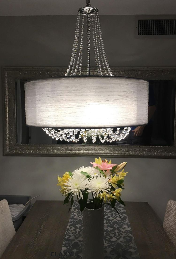 Home Crystal Chandelier Dining Room Dining Chandelier Modern Crystal Chandelier