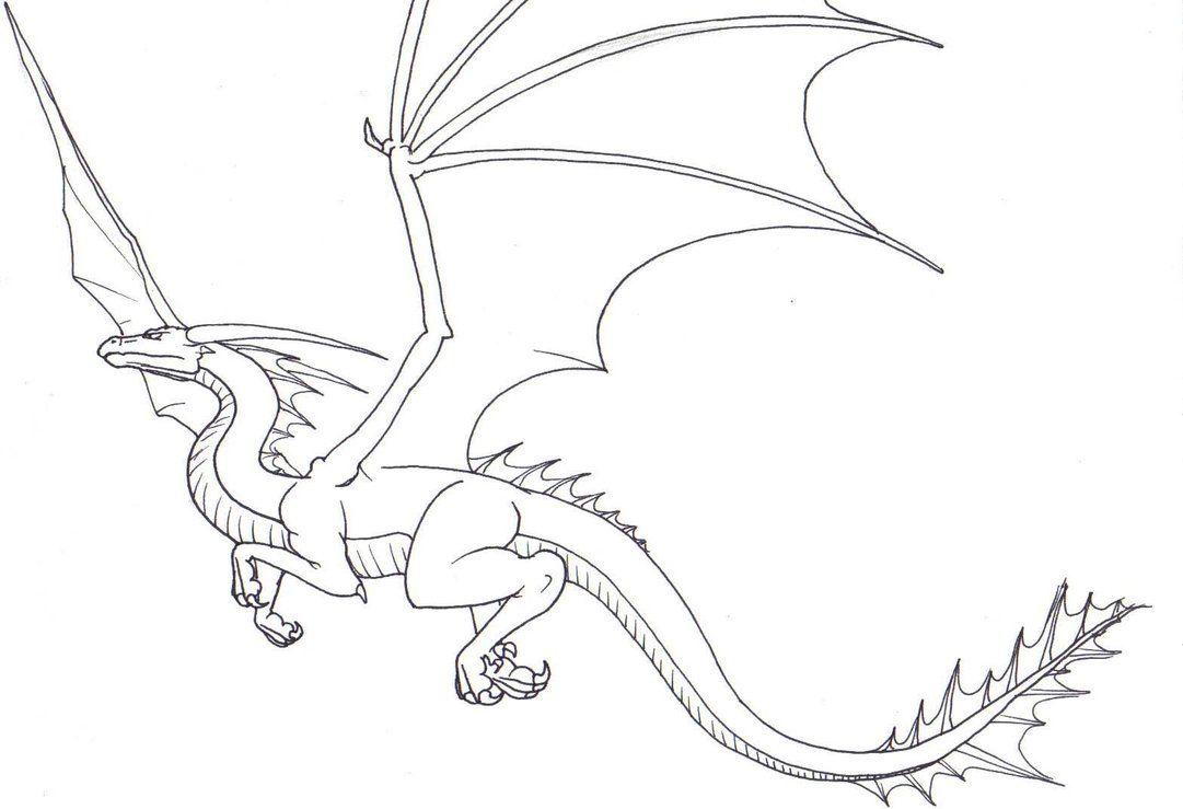 Flyingdragon By Chiroookami On Deviantart Dragon Drawing Easy Dragon Drawings Dragon Sketch
