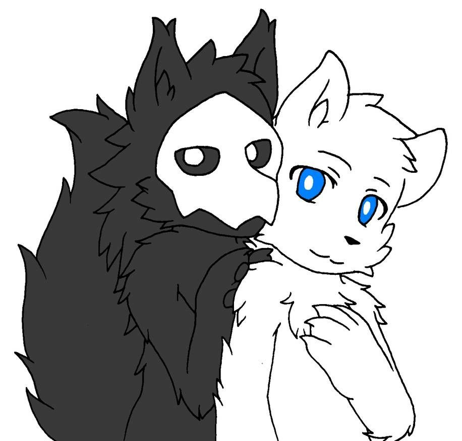 Puro/Lin by Fantasygerard2000 in 2020 Furry art, Furry