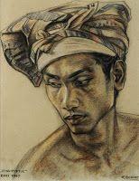Rudolf Bonnet (1895-1978) ❀  Bali Floating Leaf Eco-Retreat ❀ http://balifloatingleaf.com ❀