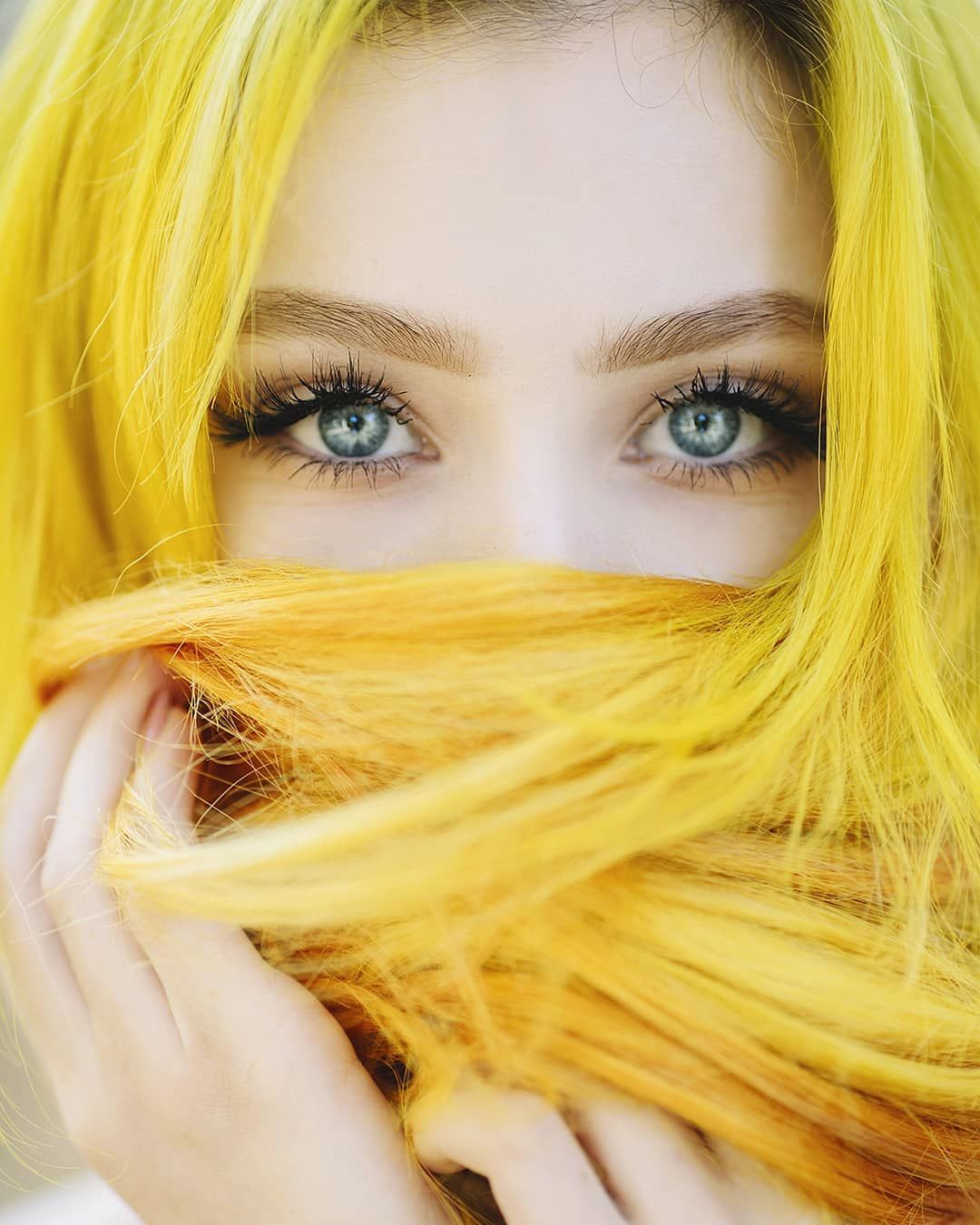 @vanjajagnic  Yellow 💛  Do you like this hair colour? Would you try it? Thank you @arcticfoxhaircolor for making my life so colourful 😊 Photo by AMAZING @jovanarikalo  #jovanarikalophotography #arcticfoxhaircolor #cosmicsunshine #neonmoon #yellowhair #fallhairinspo #hairideas