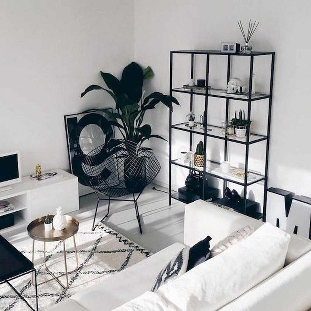 50 Awesome Modern Minimalist Home Decor Ideas - PIMPHOMEE