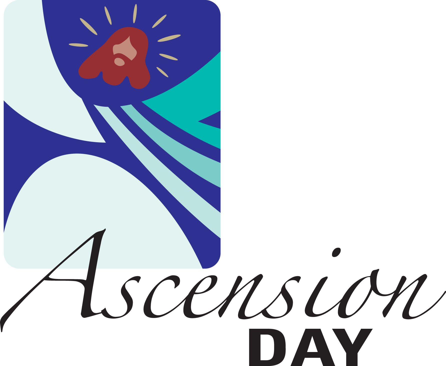 Ascension Day Christ The King Lutheran Church Ascension Day Ascension Church Banners