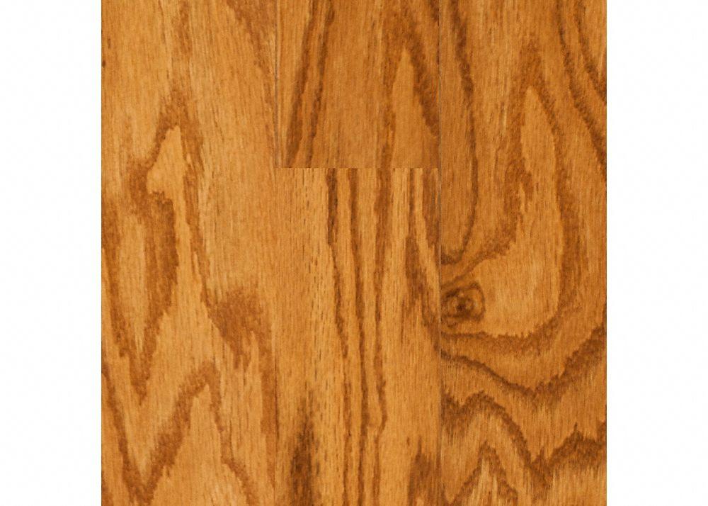 """3/8"""" x 3"""" Engineered Spice Red Oak fullscreen"""
