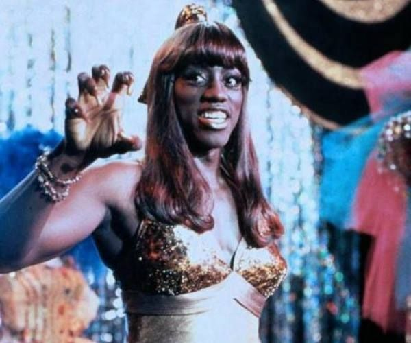 To Wong Foo Thanks For Everything Julie Newmar Quotes: Noxema Jackson (Wesley Snipes) In Scene From TO WONG FOO