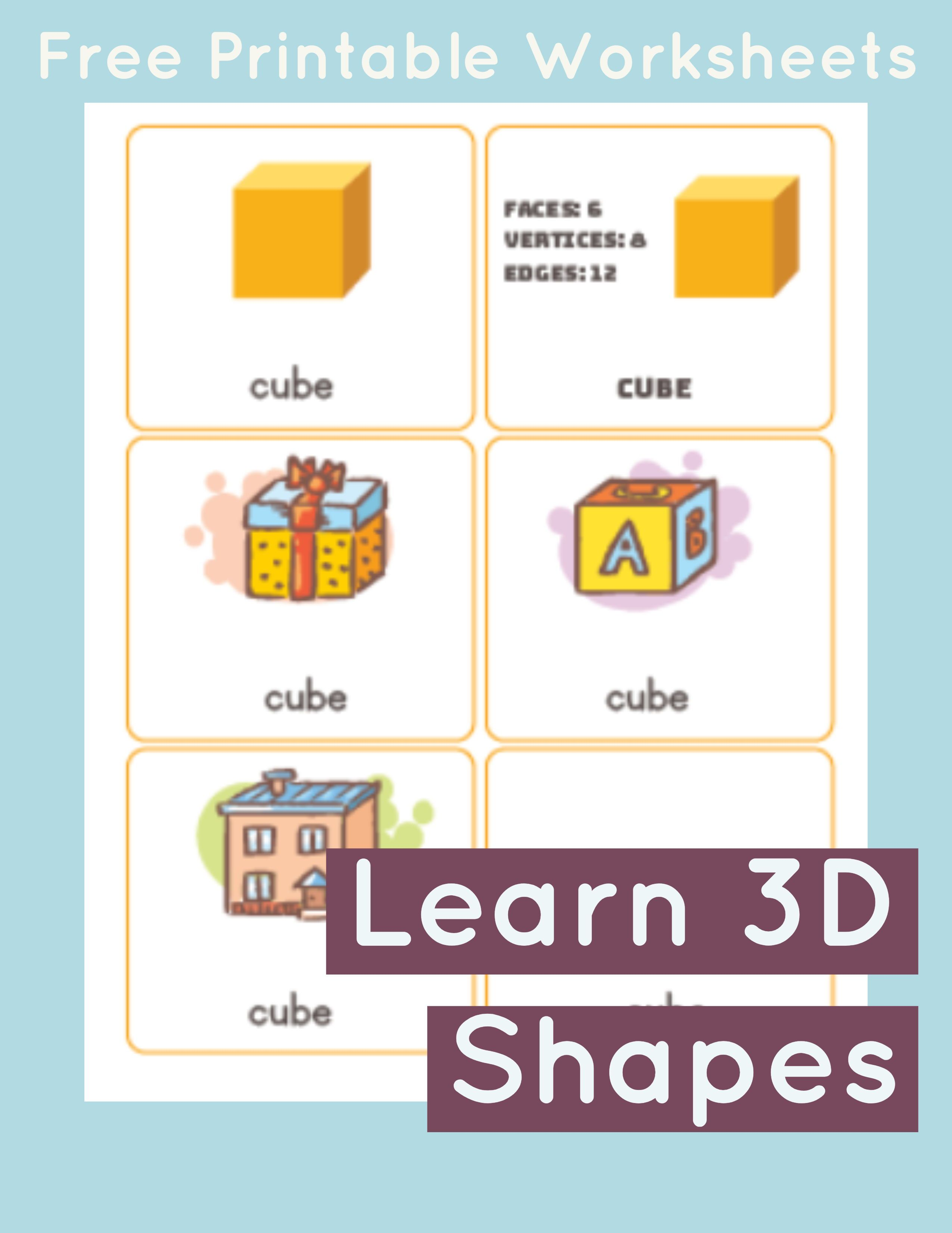 Cube Flashcards