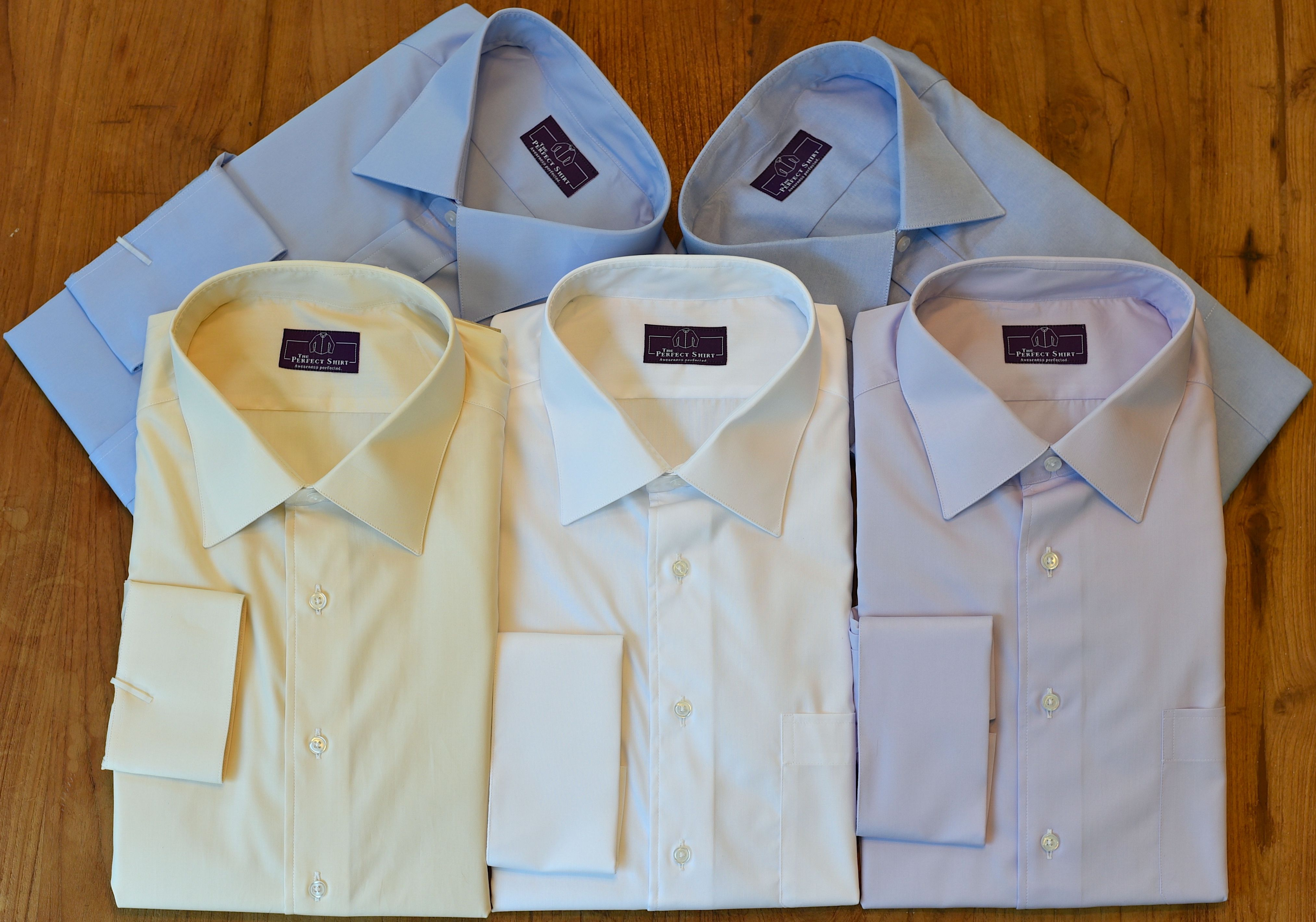 Custom Fitted Just For You Contact Us Today For Your Bespoke Shirt