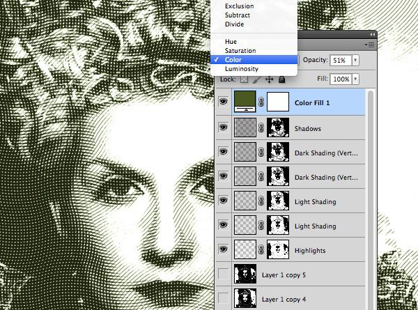 Line Art Effect Photoshop Tutorial : How to create a realistic money effect in photoshop