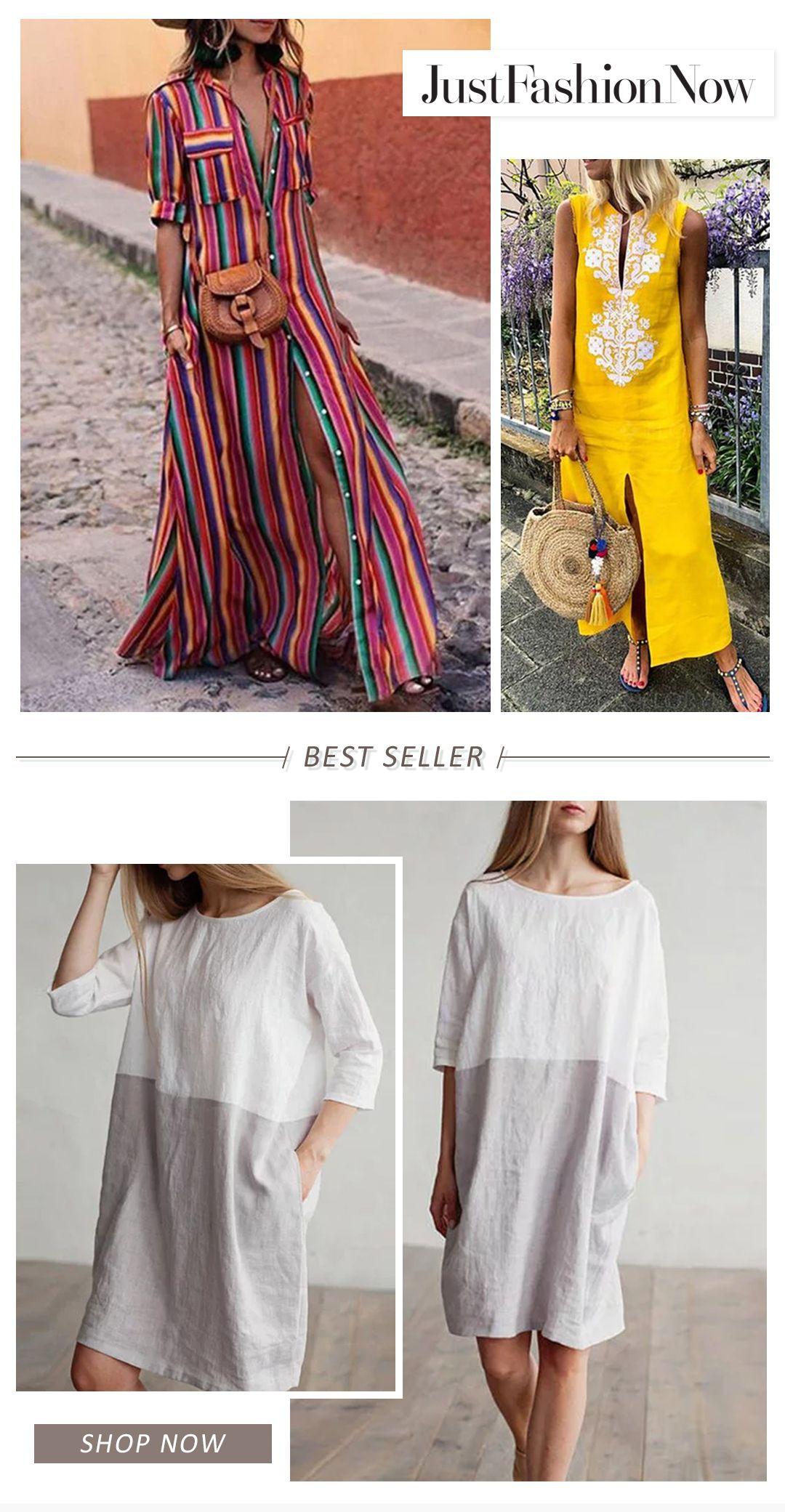 Most Stylish Dresses For 2018 Dresses Summer Dress Back To School Mini Dresses Casual Dress Fashion Latest Fashion Dresses Dresses [ 2081 x 1080 Pixel ]
