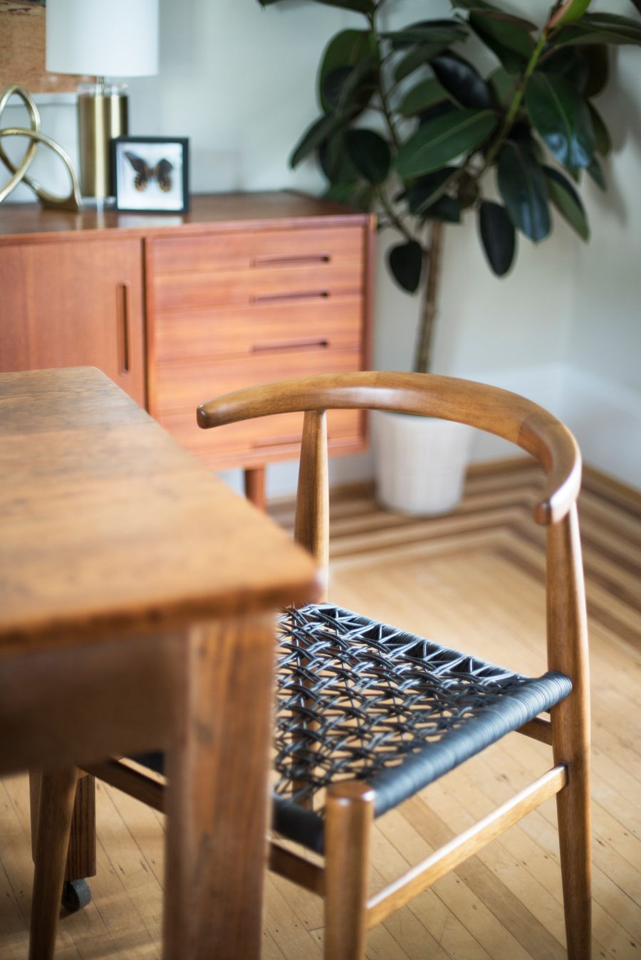 A Stylistu0027s Always Evolving Home In Cleveland   Front + Main. Find This Pin  And More On (R) Mid Century Modern Furniture ...