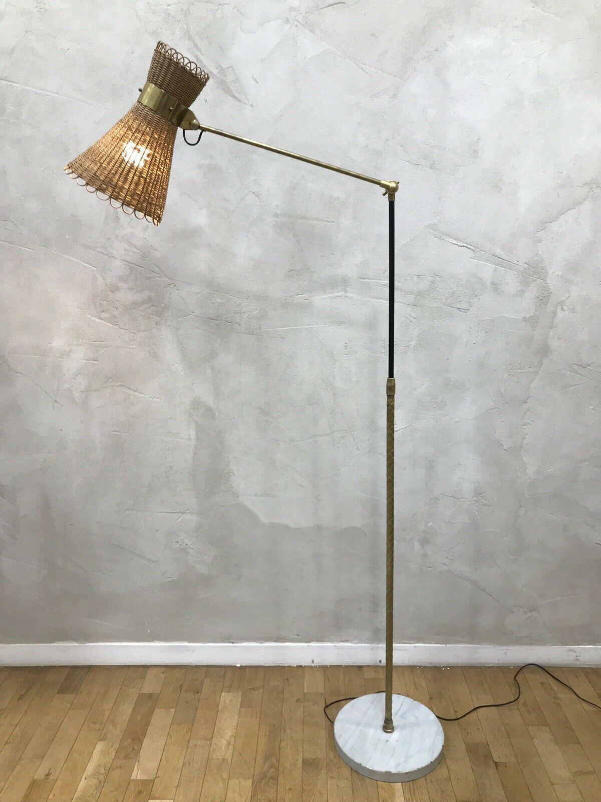 Lampada Da Studio Design dettagli su lampada da terra design anni 50 stilnovo