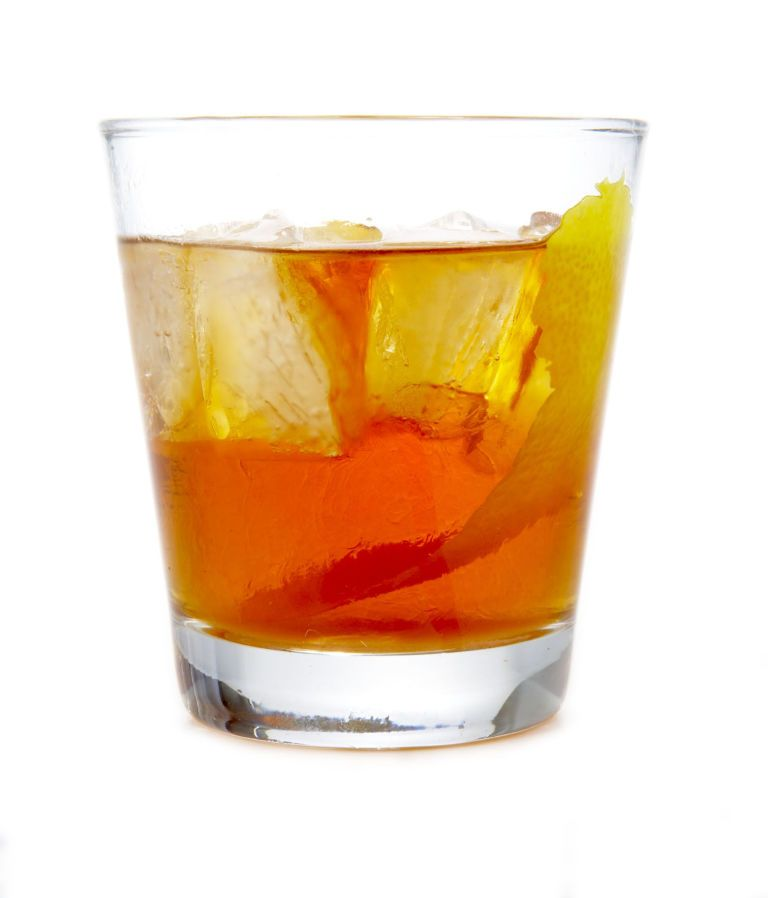 How To Make The Best Old Fashioned Cocktail Recipe Old Fashion