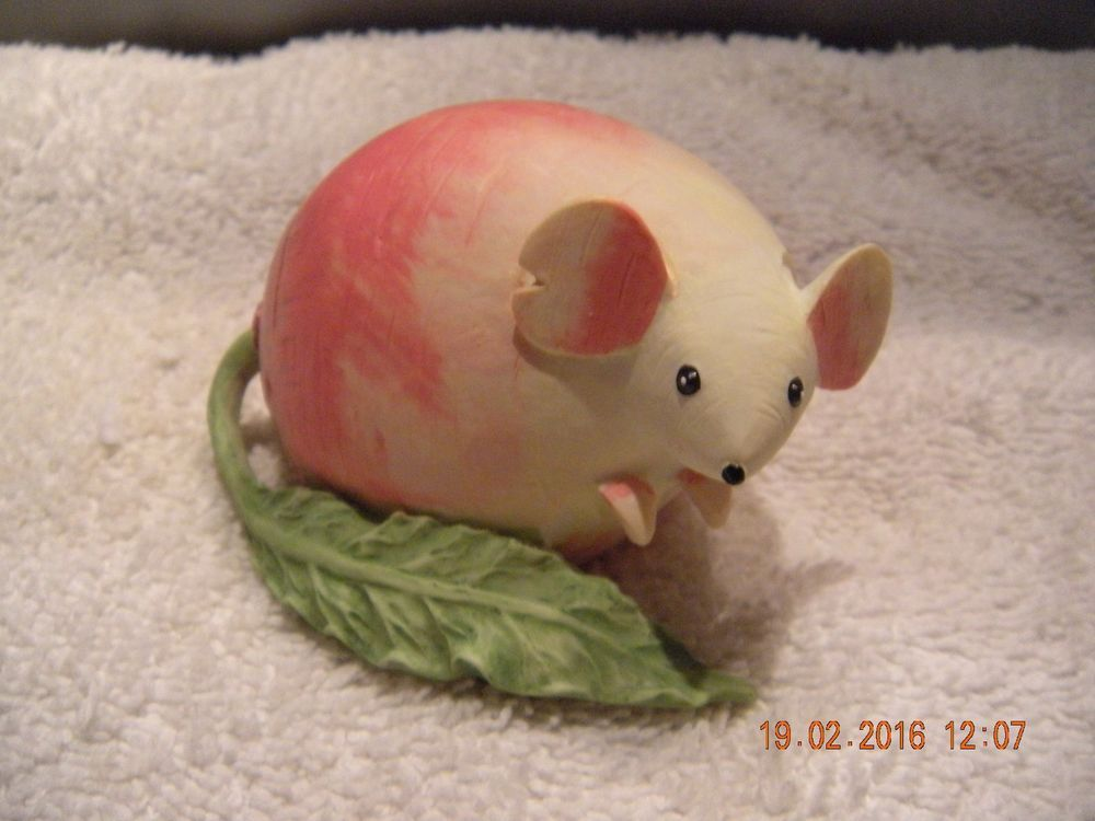Enesco Home Grown Rutabaga Mouse Enesco Rutabaga Home