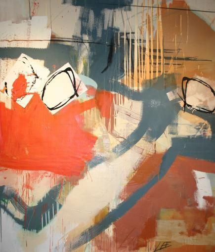 Lee Kaloidis ,  oil on canvas, 66 x 56