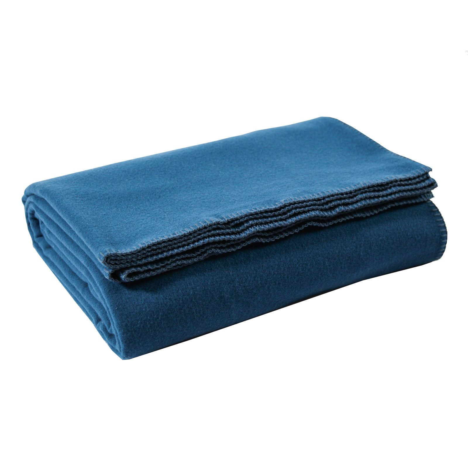 Ultra-Fine Merino Blanket, Limited Edition - Teal