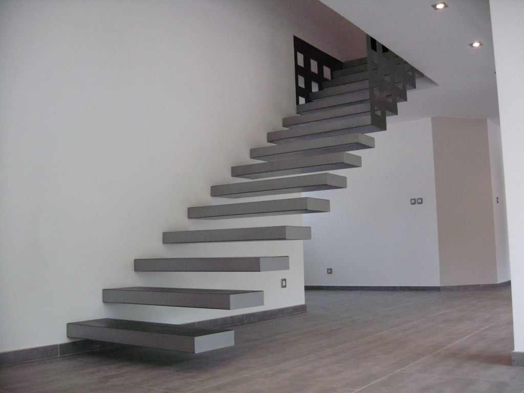escalier design beton escalier bton minral blanc with escalier design beton scalier design. Black Bedroom Furniture Sets. Home Design Ideas