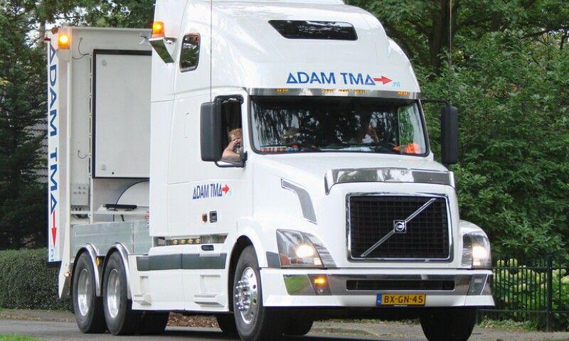 Volvo Truckrun Uden the Netherlands.