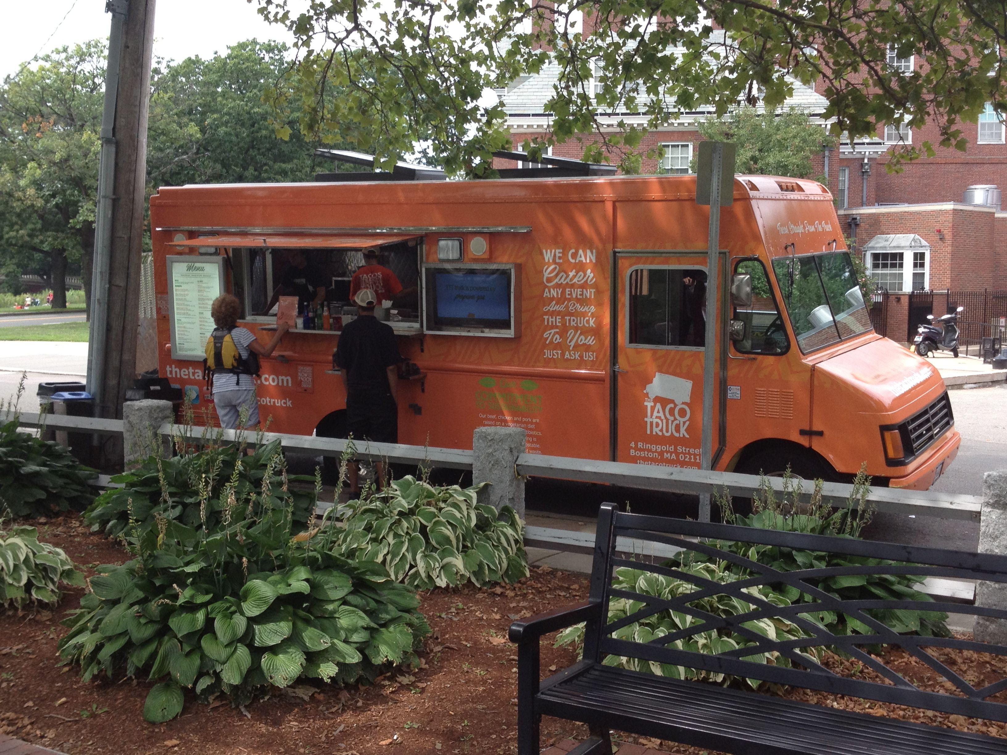 The Taco Truck #CambridgeMA.