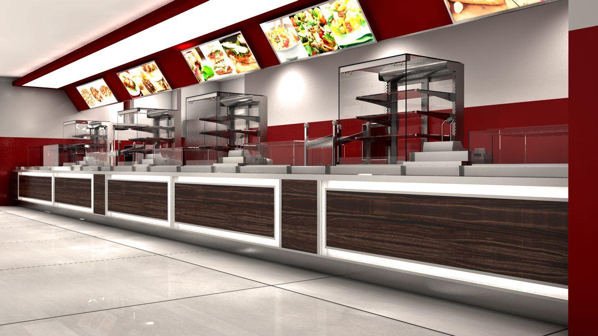 selfservice restaurant in Israel Fast food restaurant