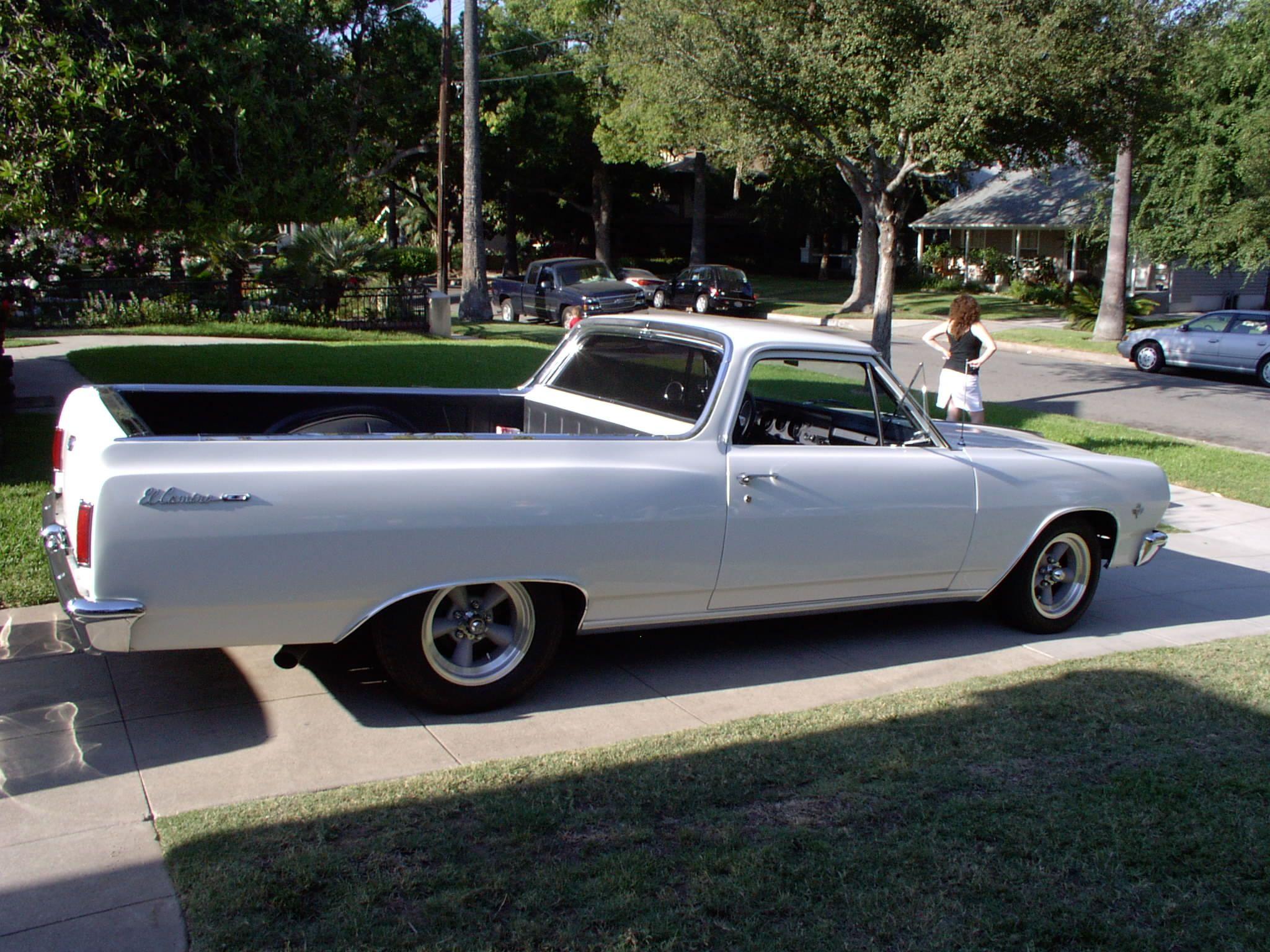 1965 el camino 1965 Chevrolet El Camino POMONA …