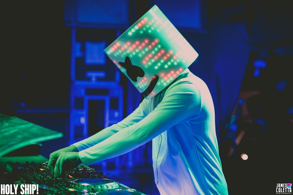 Electronic Flow Marshmello