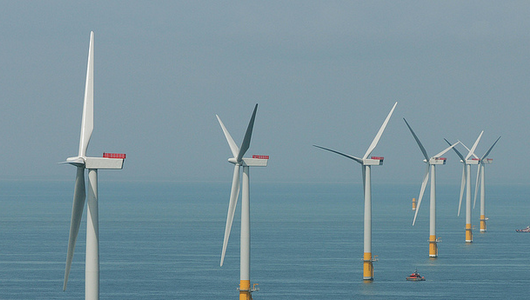 Offshore wind has great potential, but the marine environment presents challenges. A new kind of turbine aims to overcome those obstacles.