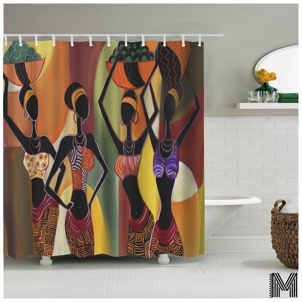 Pin By Melanin Inc On Www Melanininc Com Traditional Shower