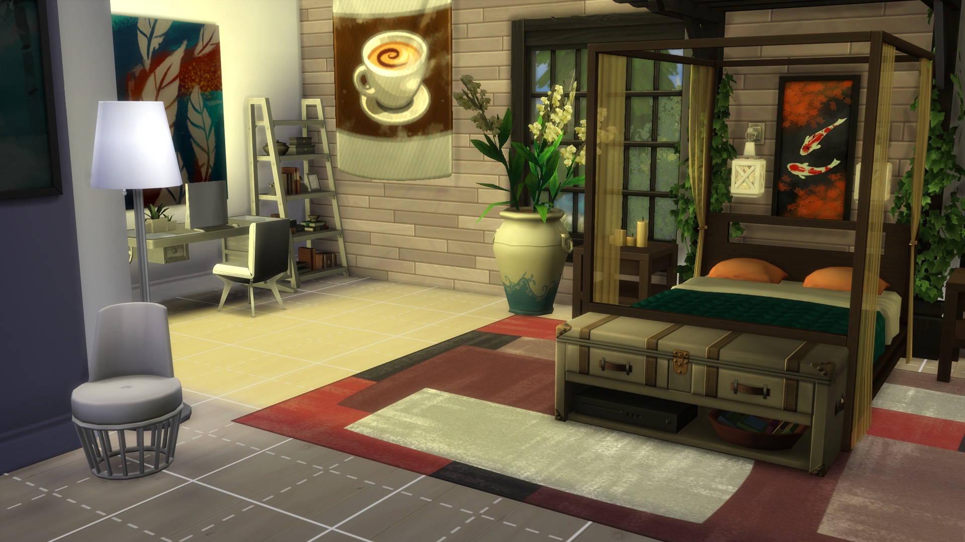 The sims 4 downloadable home made by Aylin Crow #thesims4 ...