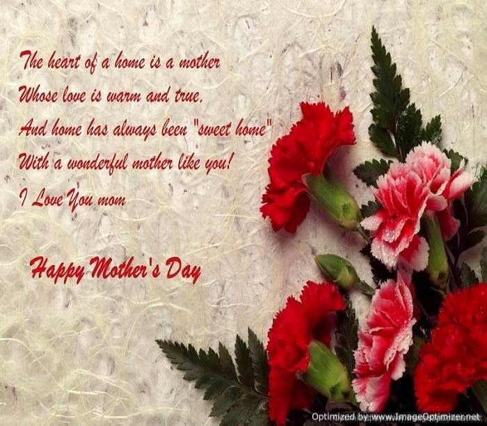 Happy Mother's Day-Quotes|Poems|Greetings|WallPapers|Gifts