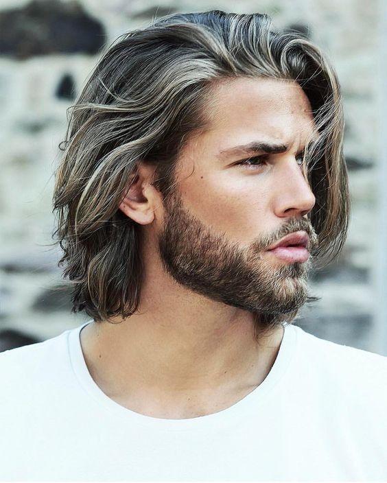 Männer Brötchen Frisuren Männerfrisuren Frisuren Lang