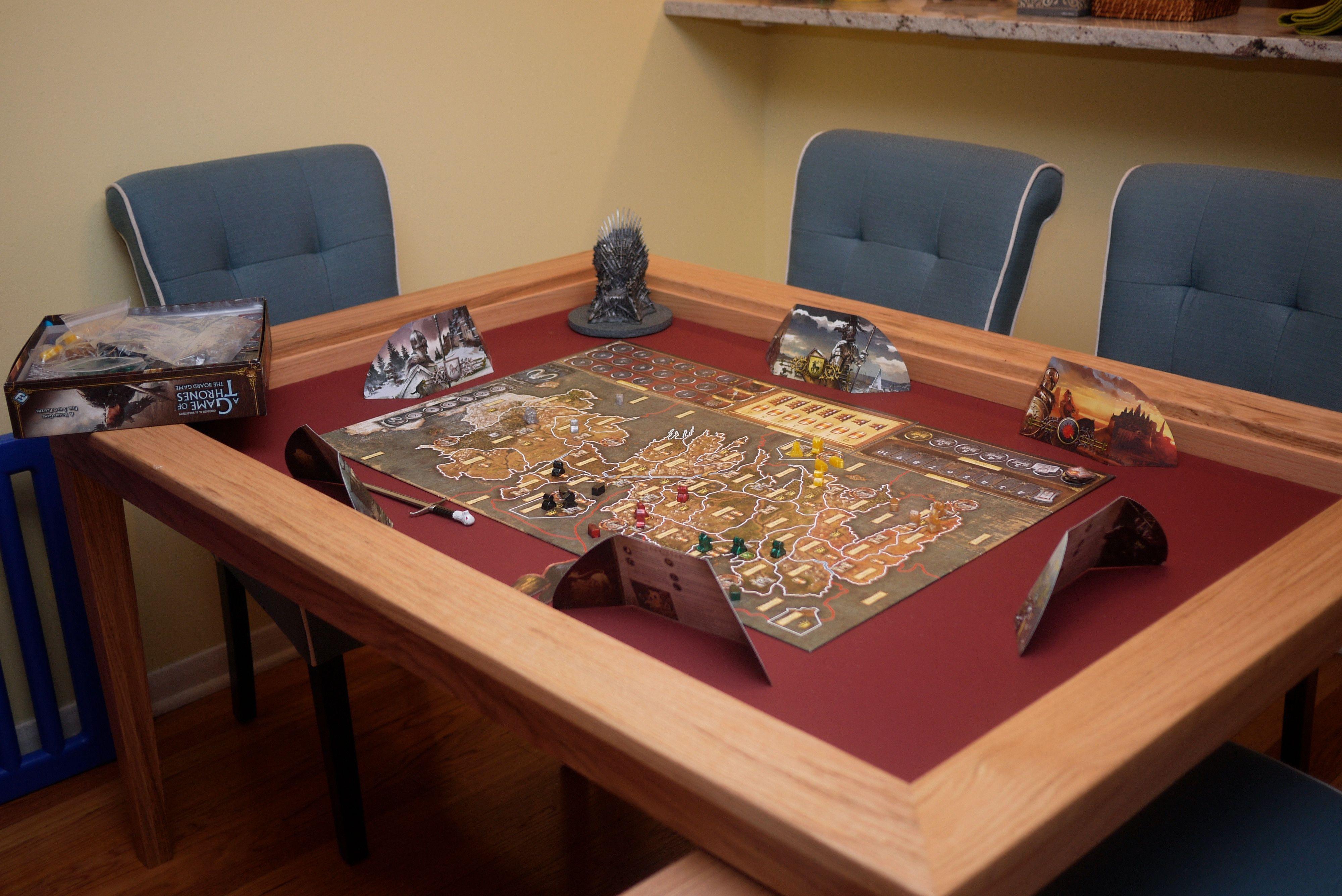 Wonderful Finished Table   Game Mode